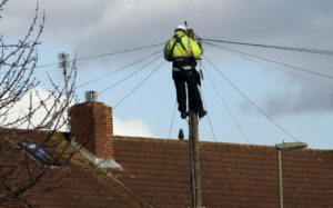 Telephone engineer doncaster