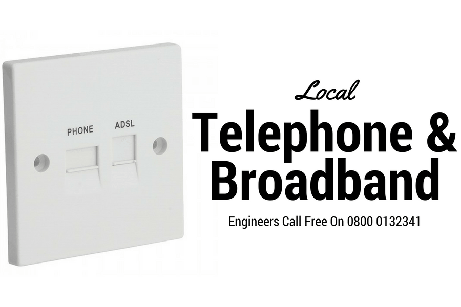 telephone wiring services