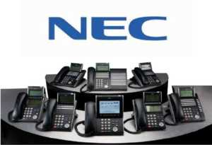 NEC telephone system engineerNEC SV8100 telephone system engineer
