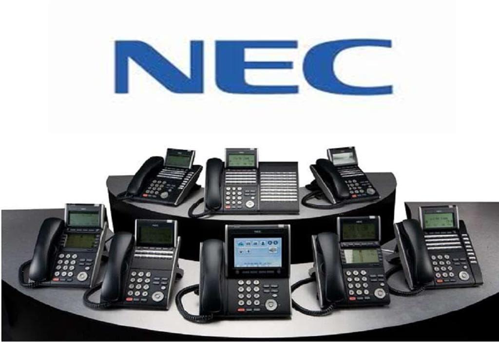 NEC telephone engineer